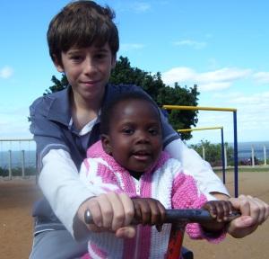 Tom and Martinha